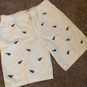 Men's IZOD Saltwater Shorts with Lobsters